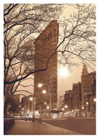 Flatiron, NYC Fine Art Print