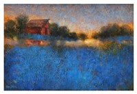 Glowing Horizon Fine Art Print