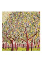 Gold Orchard Fine Art Print