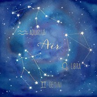 Star Sign Air Fine Art Print