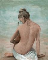 Study of a Woman I (head left) Fine Art Print