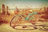 Sanibel Bike Fine Art Print