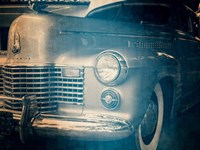 1940's Caddy Fine Art Print