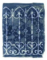 Wrought Iron Cyanotype IV Fine Art Print