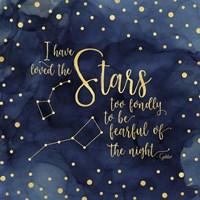 Oh My Stars IV Stars Fine Art Print