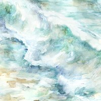 Ocean Waves I Fine Art Print
