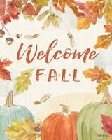 Falling for Fall VI Fine Art Print
