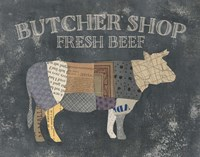 From the Butcher Elements 22 Fine Art Print