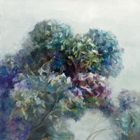 Abstract Hydrangea Fine Art Print