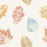 Harvest Sentiments Pattern II Fine Art Print