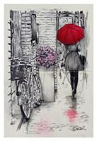 Amsterdam Walk Fine Art Print