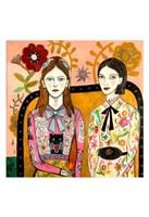 Sisters Fine Art Print