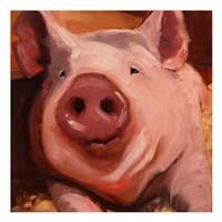 Some Pig Fine Art Print