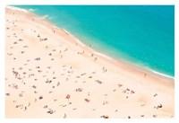 Aerial Beach Fine Art Print