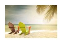 Paradise Beach Fine Art Print