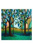 Whispering Woods Fine Art Print