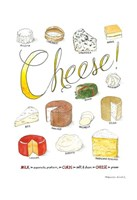 Cheese Fine Art Print