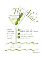 Dirty Martini Fine Art Print