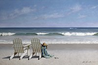 Tide Watching Fine Art Print