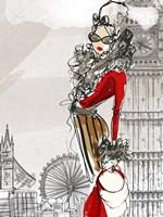 On London Time Fine Art Print