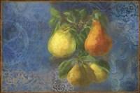 Pears - Fruit Series Fine Art Print
