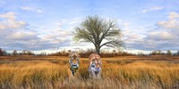 Wild Cats Fine Art Print