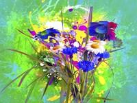 Floral Bouquet Fine Art Print