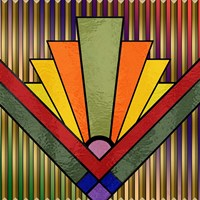 Art Deco 27 Fine Art Print
