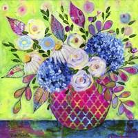 Bright Blooms Fine Art Print