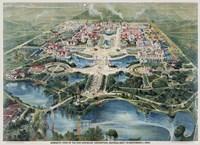 Pan-American Exposition, Buffalo Ny 1901 Fine Art Print