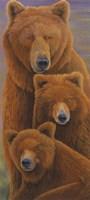 Alaska Coming 1 Fine Art Print