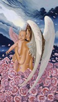 Angel Days Fine Art Print