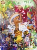 Aquarius Coming Fine Art Print