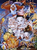 Be A Clown Fine Art Print