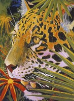 Jaguar Jungle Fine Art Print