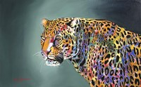 Morning Of The Jaguar Fine Art Print