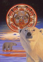 Polar Legends Fine Art Print