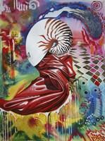 Time Of Fibonacci Fine Art Print