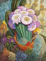 The Prickly Garden Fine Art Print