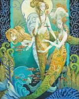 The Sirens Fine Art Print
