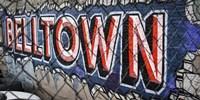 Art In Belltown Fine Art Print