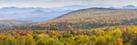 Autumn In Vermont Fine Art Print