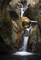 Autumn Waterfall Fine Art Print