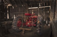 Old Farmall Fine Art Print