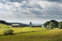 Vermont Farm Fine Art Print