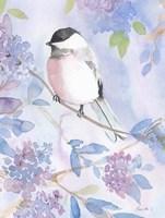 Pastel Birds 2 Fine Art Print