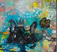 Dog Crown Fine Art Print