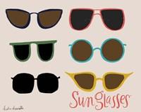 Sunglasses Fine Art Print