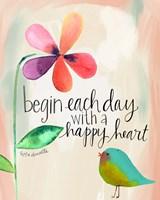 Happy Heart Fine Art Print