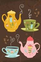 I Love You a Latte Art Fine Art Print